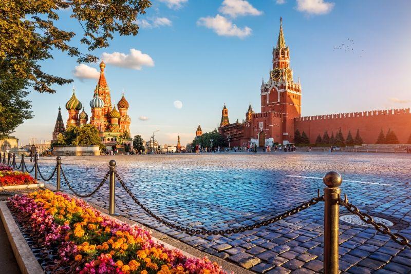 Consejos de viaje del Kremlin