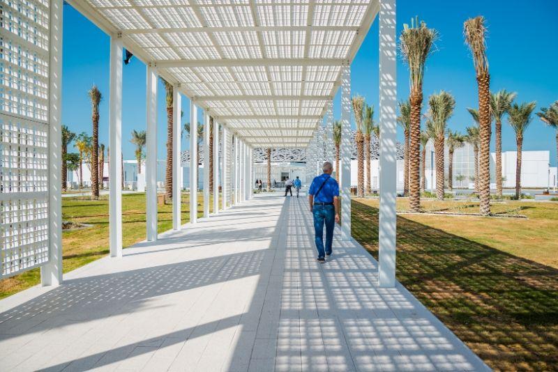 Horario de apertura del Museo del Louvre en Abu Dabi