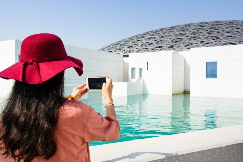 Louvre Museum Abu Dhabi travel tips