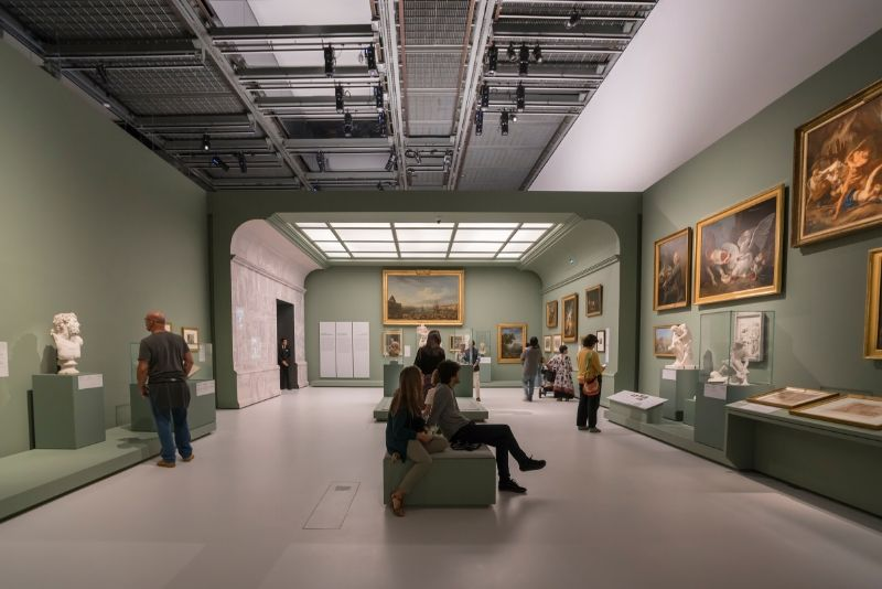 Museo del Louvre Abu Dhabi