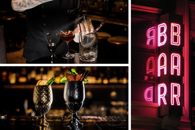 New York City: Speakeasy And Bar Night Tour