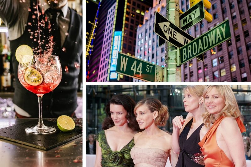 New York: Sex and the City Night Out