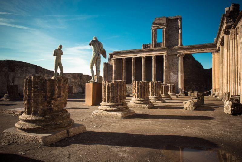 Excursión de un día a Pompeya