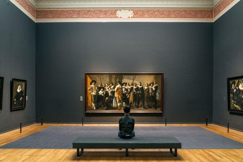 Rijksmuseum best time to visit