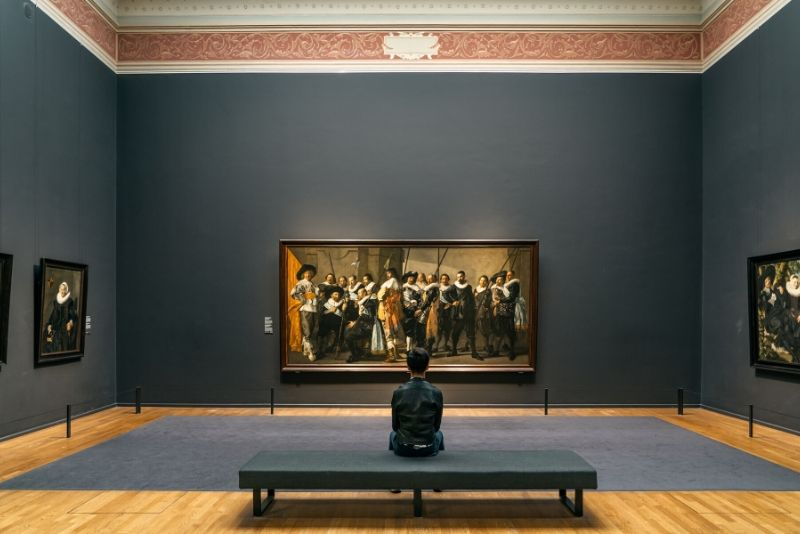 Rijksmuseum best time to visit