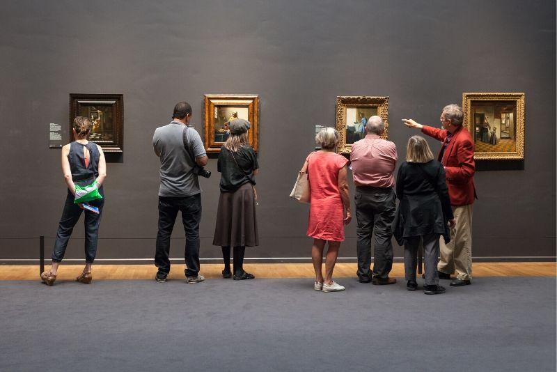 Rijksmuseum guided tours