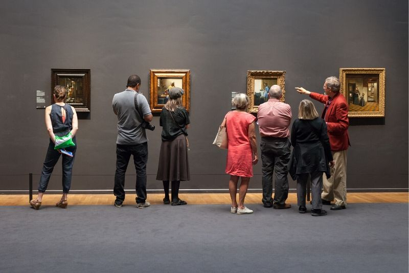 Rijksmuseum guided tours