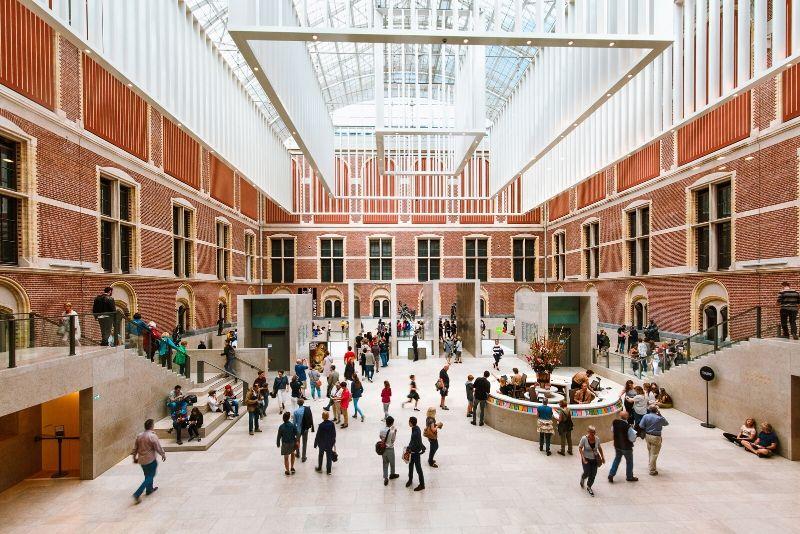 Rijksmuseum-Tickets online