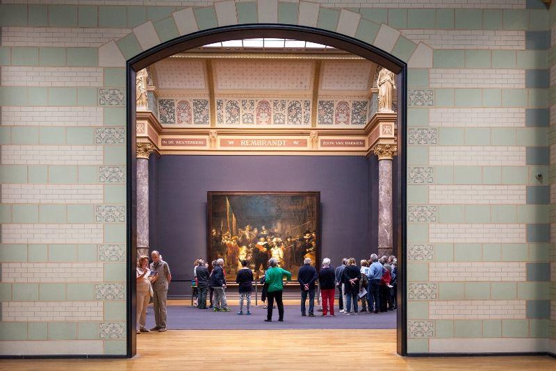 Rijksmuseum travel tips