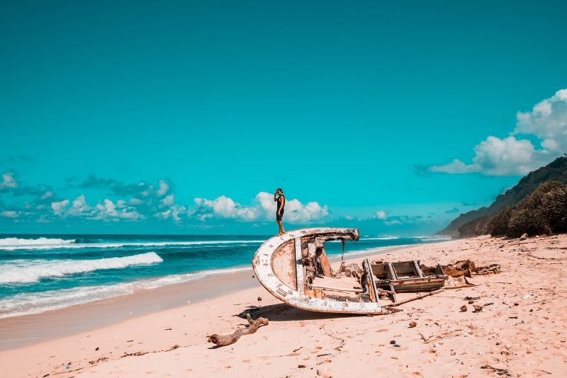 Spot del sud di Bali per foto Instagram
