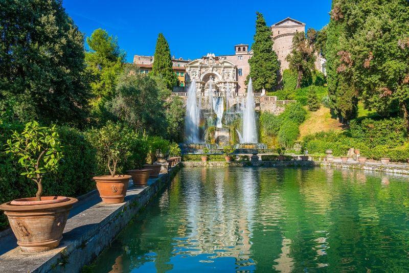 Excursión de un día a Tivoli desde Roma: Villa Adriana y Villa d'Este