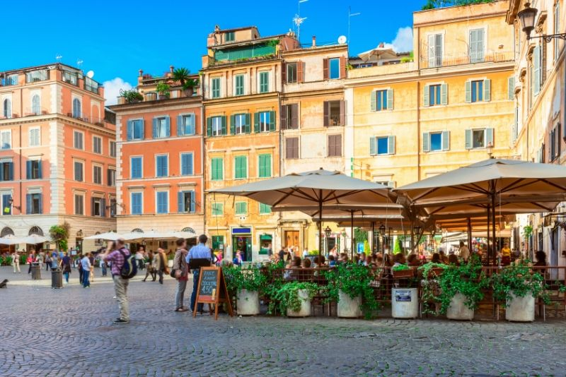 Trastevere Food Tour