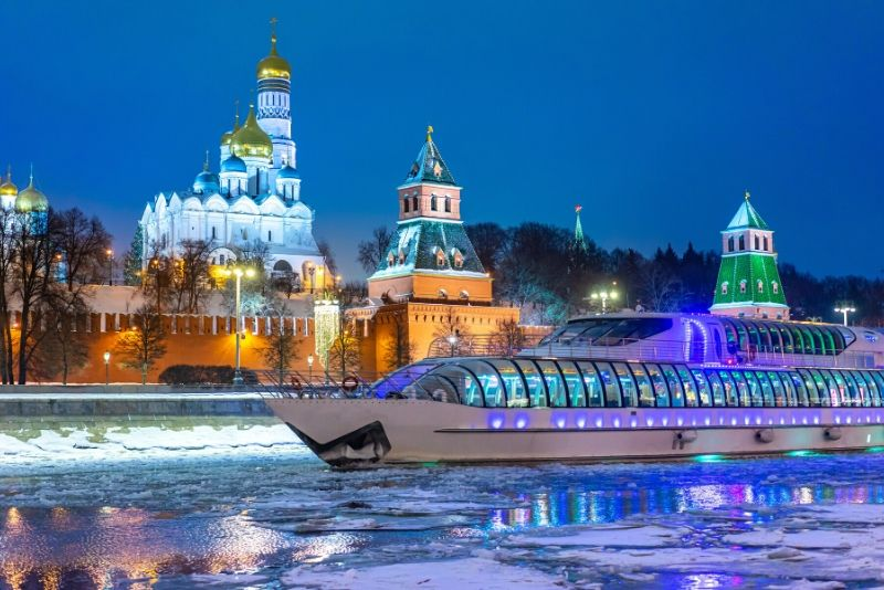 best time to visit the Kremlin