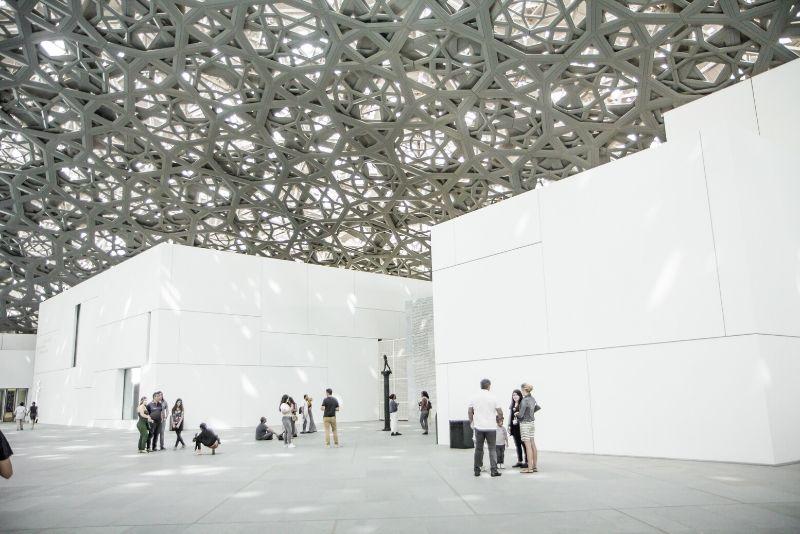 reservar entradas Museo Louvre Abu Dhabi en línea
