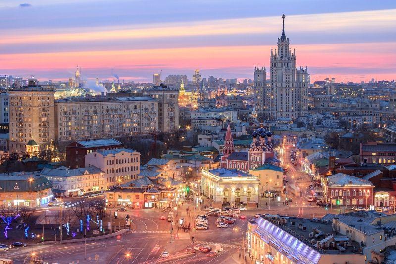 Alternative Moscow: 2-Hour Walking Tour