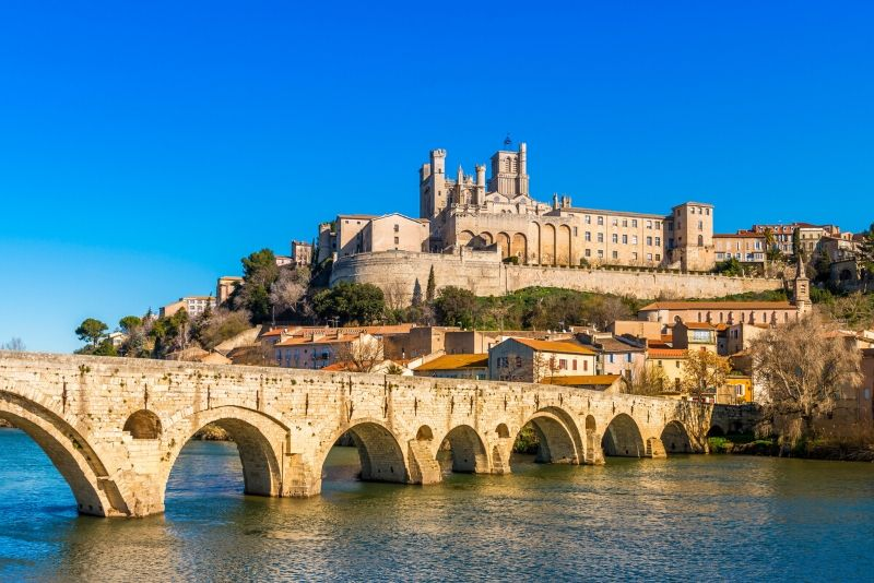 Béziers day trips from Marseille