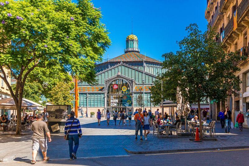 Tapas ed esperienza vinicola nel quartiere El Born e nel Quartiere Gotico di Barcellona