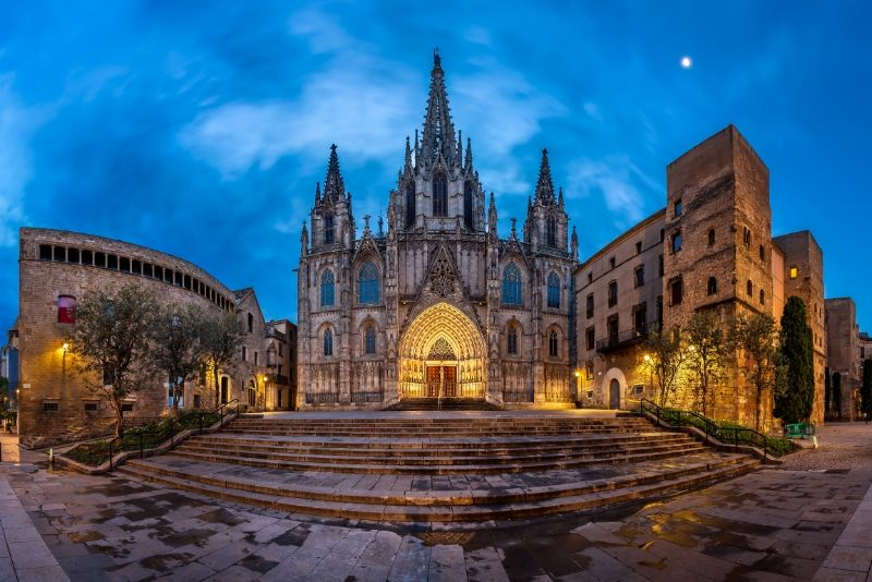 Barcelona Mysteries and Legends Tour