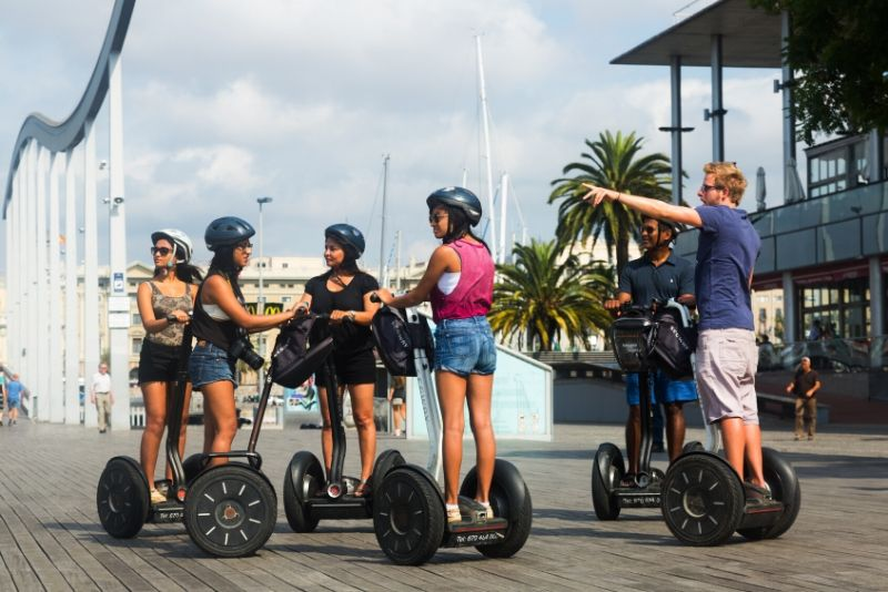 Tour in Segway di Barcellona