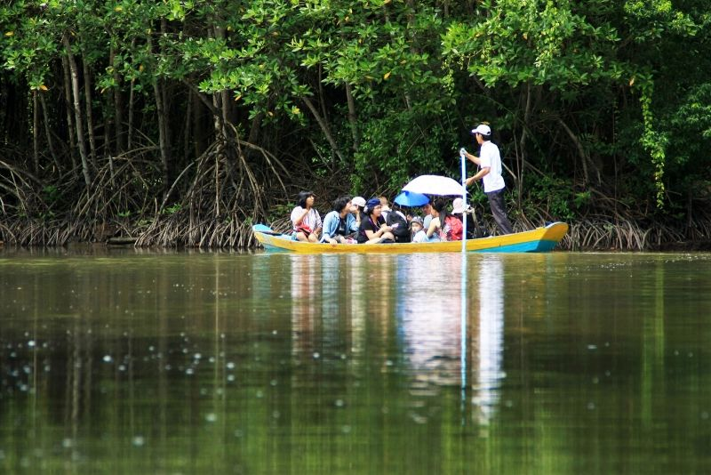 Can Gio Biosphere Reserve Full-Day Tour by Luxury Speedboat
