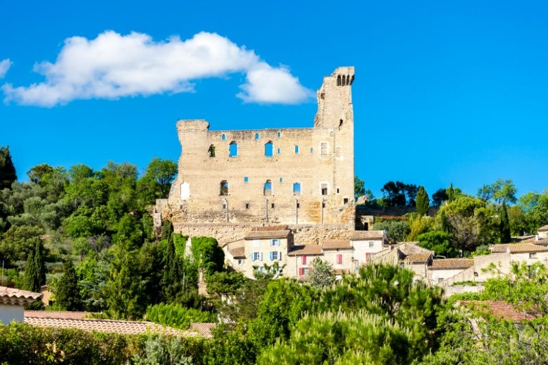 Chateauneuf-du-Pape day trips from Marseille