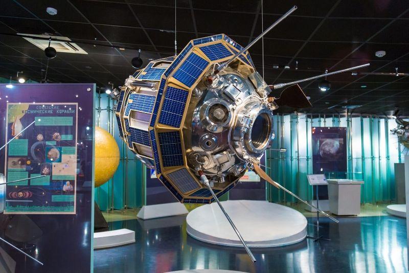 Cosmonautics Museum Space Tour