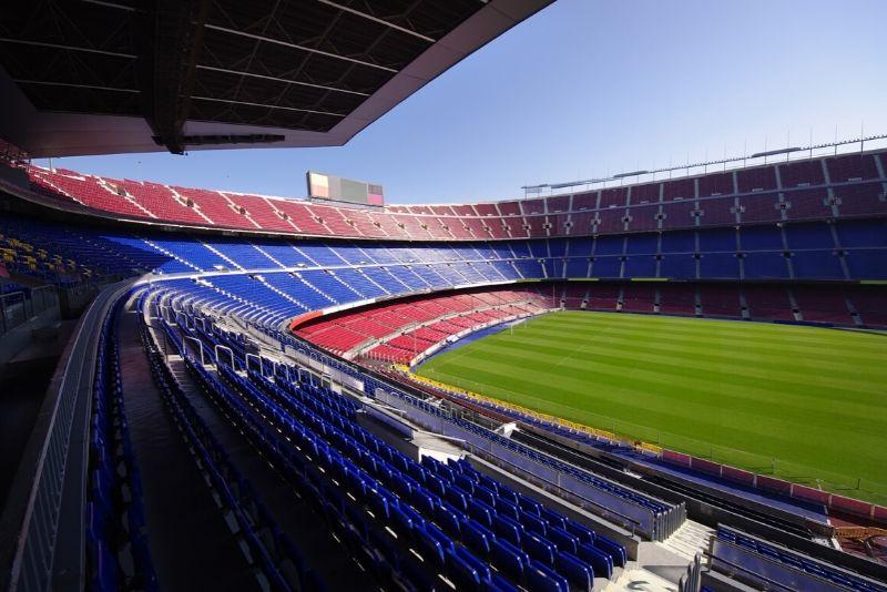 FC Barcelona: tour del Camp Nou