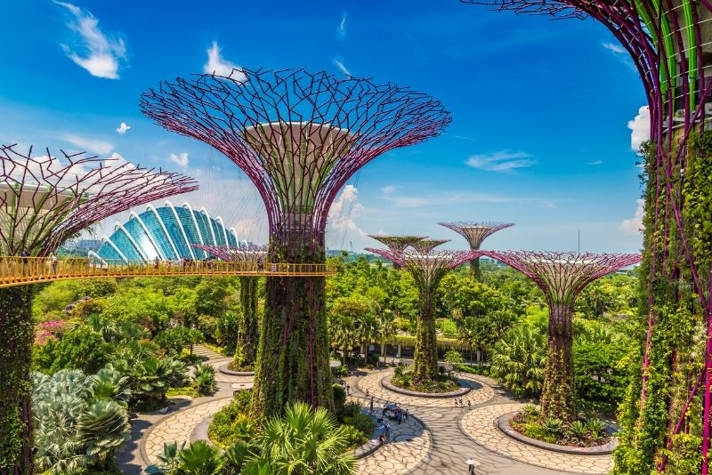 Gardens by the Bay opening hours