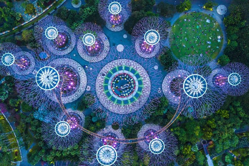 Gardens by the Bay - travel tips