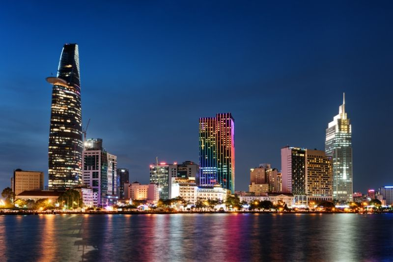 Ho Chi Minh City: Dinner Cruise on the Saigon River