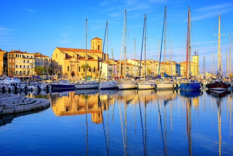 La Ciotat day trips from Marseille