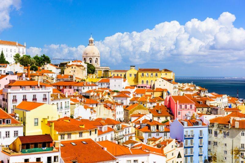 Lisbon: 2.5-Hour Hills Tour by Electric Bike