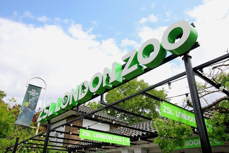 London Zoo tickets price