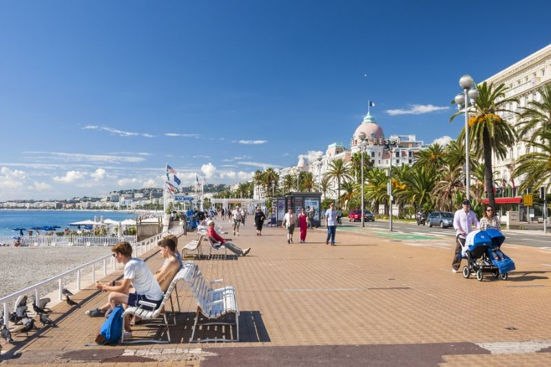 Nice day trips from Marseille