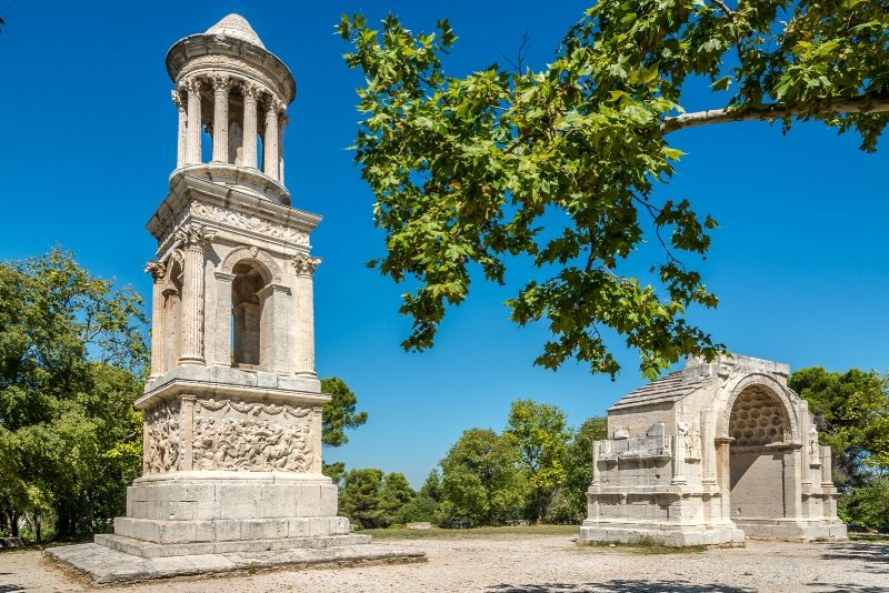 Saint Remy day trips from Marseille