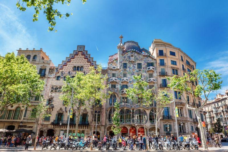 Sin colas: entrada a la Casa Batlló con guía inteligente