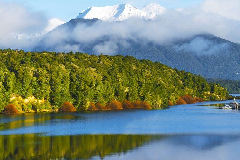 Waiau River, New Zealand