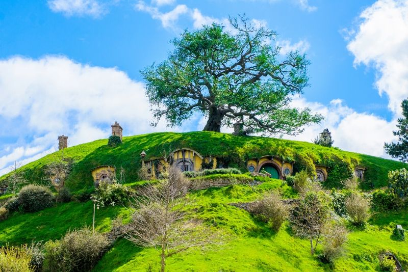 book Lord of the Rings New Zealand tours online