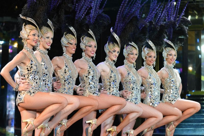 how to book Lido de Paris tickets online
