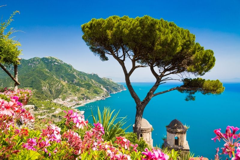 Amalfi Coast Tour-All Inclusive from Naples