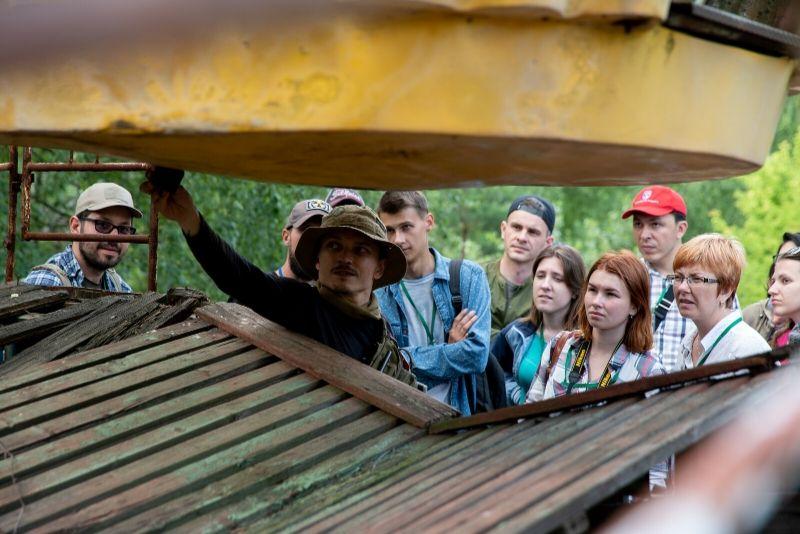 Visites guidées de Tchernobyl