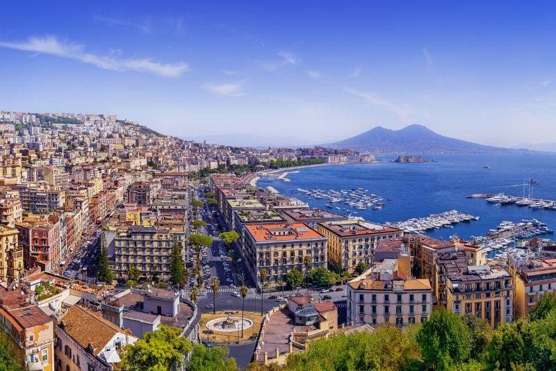 Combo: Tour of Naples and Pompeii
