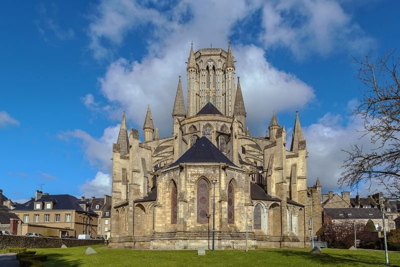 Coutances, Normandy