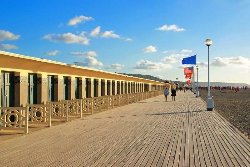 Deauville, Normandy