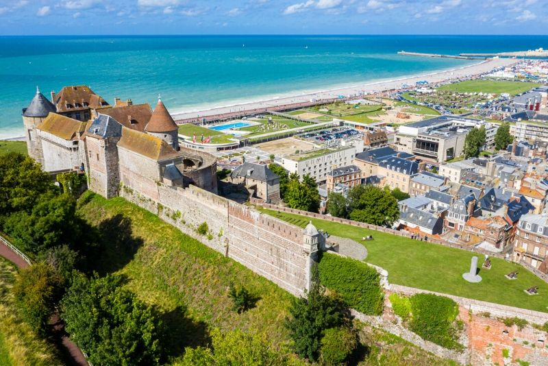 Dieppe, Normandy