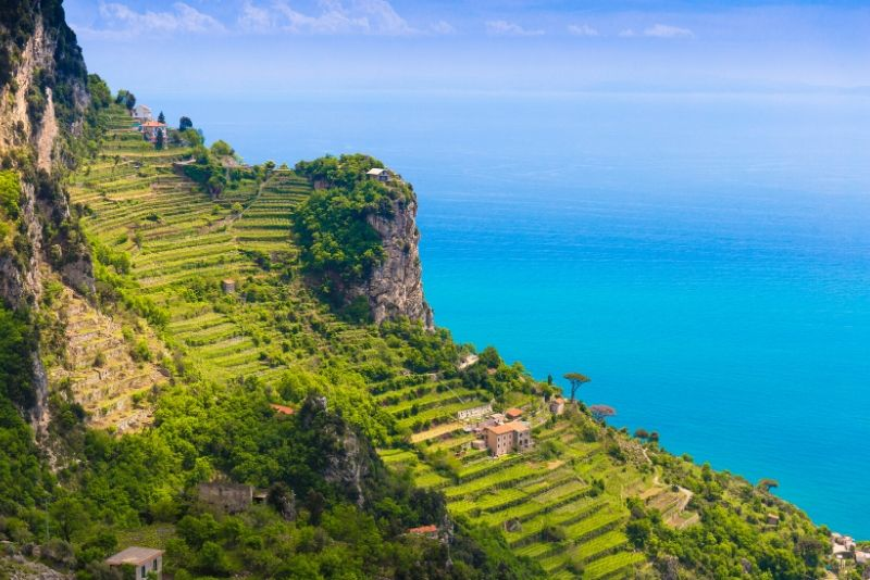 Discover the Path of the Gods private hiking tour from Amalfi Positano Sorrento