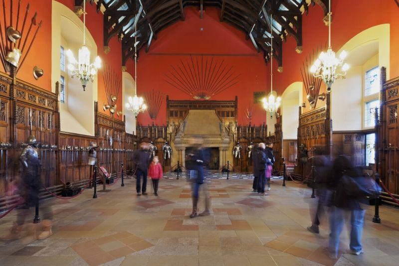 Visitas guiadas al castillo de Edimburgo