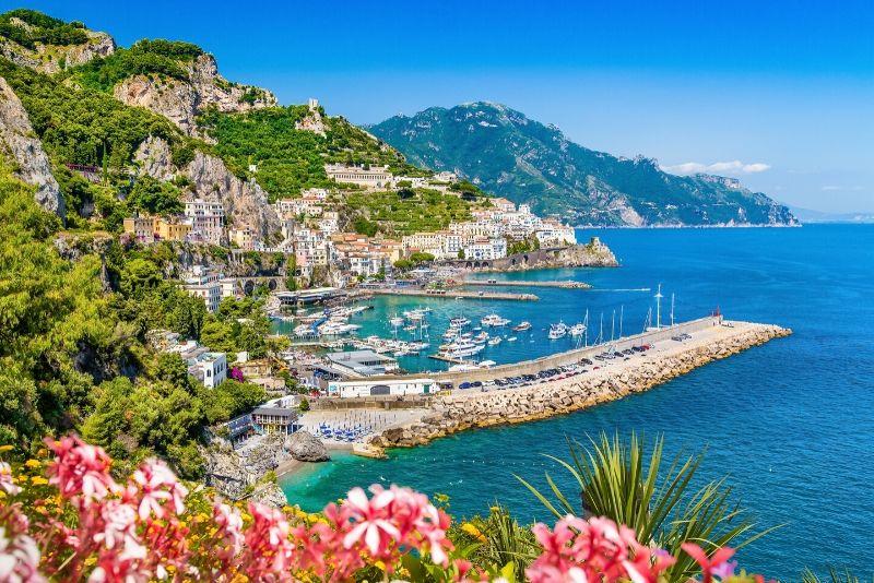 Desde Nápoles: visita guiada a Positano, Amalfi y Ravello