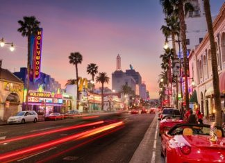 Hollywood & celebrity homes tours