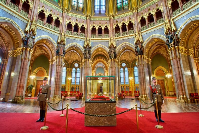 Hungarian Parliament Building guided tours